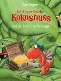 Der kleine Drache Kokosnuss und der Schatz im Dschungel - Ingo Siegner - E-Book