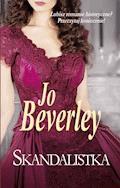 Skandalistka - Jo Beverley - ebook