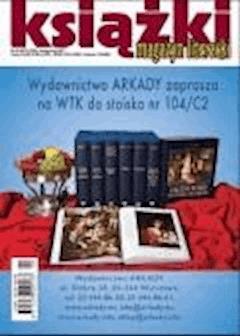 Magazyn Literacki KSIĄŻKI - nr 4/2013 (199) - Opracowanie zbiorowe - ebook