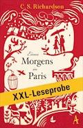 XXL-LESEPROBE: Richardson - Eines Morgens in Paris - Charles Scott Richardson - E-Book