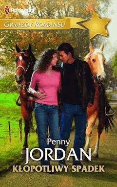 Kłopotliwy spadek - Penny Jordan - ebook