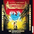Tombquest - Die Schatzjäger. Hüter des Amuletts - Michael Northrop - Hörbüch