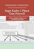 Sage Kadry i Płace One Payroll - Magdalena Chomuszko - ebook