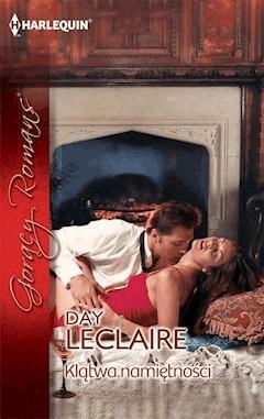 Klątwa namiętności - Day Leclaire - ebook