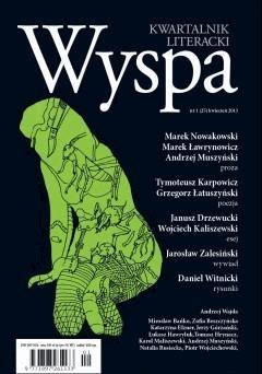 WYSPA Kwartalnik Literacki - nr 1/2013 (25) - Opracowanie zbiorowe - ebook