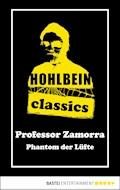 Phantom der Lüfte - Wolfgang Hohlbein - E-Book