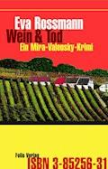 Wein und Tod - Eva Rossmann - E-Book