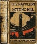 The Napoleon of Notting Hill - Gilbert Keith Chesterton - ebook