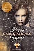 Happy Dark Diamonds Year 2017! 13 düster-romantische XXL-Leseproben - Ewa A. - E-Book