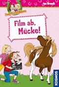 Ponyfreundinnen, 6, Film ab, Mücke! - Ina Brandt - E-Book