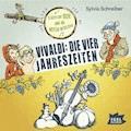Prof. Dur und die Notendetektive. Vivaldi: Die vier Jahreszeiten - Sylvia Schreiber - Hörbüch