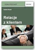 Relacje z klientem - Izabela Kluzek - ebook
