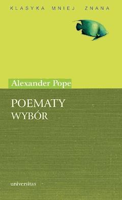 Poematy - Ludwik Kamiński, Alexander Pope - ebook