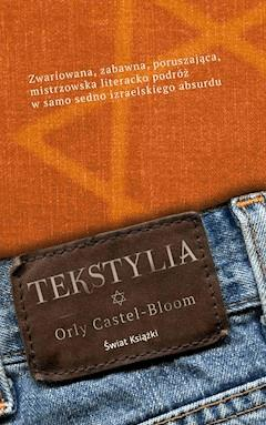 Tekstylia - Orly Castel-Bloom - ebook
