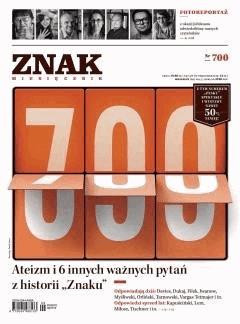 Miesięcznik Znak. Wrzesień 2013 - Opracowanie zbiorowe - ebook