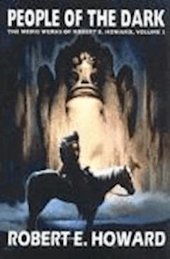 People of the Dark - Robert Ervin Howard - ebook