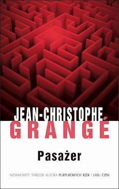 Pasażer - Jean_Christophe Grange - ebook