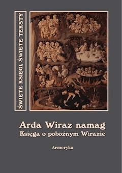 Arda Wiraz namag. Księga o pobożnym Wirazie - Nieznany - ebook