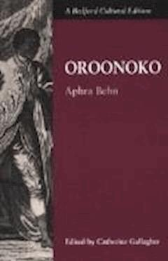 Oroonoko: or, the Royal Slave - Aphra Behn - ebook