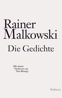 Die Gedichte - Rainer Malkowski - E-Book