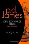 Der schwarze Turm - P. D. James - E-Book