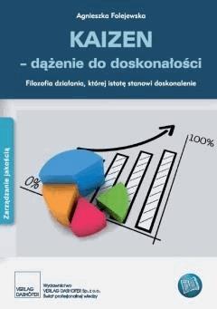 KAIZEN – dążenie do doskonałości Filozofia działania, której istotę stanowi doskonalenie - Agnieszka Fojewska - ebook