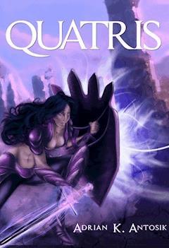 Quatris - Adrian K. Antosik - ebook