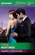 Angielka w Nowym Jorku - Carole Mortimer - ebook