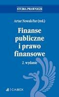Finanse publiczne i prawo finansowe - Artur Nowak-Far - ebook