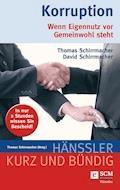 Korruption - Thomas Schirrmacher - E-Book