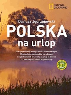 Polska na urlop - Dariusz Jędrzejewski - ebook