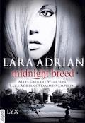 Midnight Breed - Alles über die Welt von Lara Adrians Stammesvampiren - Lara Adrian - E-Book
