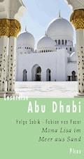 Lesereise Abu Dhabi - Helge Sobik - E-Book