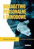 Doradztwo personalne i zawodowe - Izabela Stańczyk - ebook