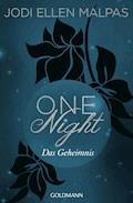 One Night - Das Geheimnis - Jodi Ellen Malpas - E-Book