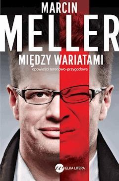 Między wariatami - Marcin Meller - ebook