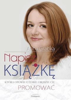 Napisz ksiażkę - Anna Grabka - ebook