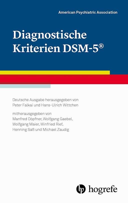 Diagnostisches und Statistisches Manual Psychischer