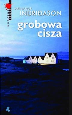 Grobowa cisza - Arnaldur Indriðason - ebook