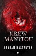 Krew Manitou - Graham Masterton - ebook