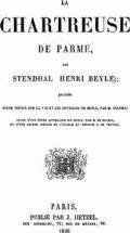 The Charterhouse of Parma - Stendhal - ebook