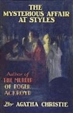 The Mysterious Affair at Styles - Agatha Christie - ebook