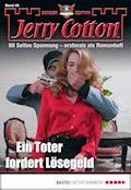 Jerry Cotton Sonder-Edition - Folge 49 - Jerry Cotton - E-Book