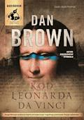 Kod Leonarda da Vinci - Dan Brown - audiobook