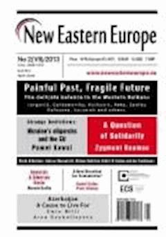 New Eastern Europe 2/2013 - Opracowanie zbiorowe - ebook