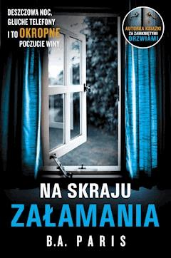 Na skraju załamania - B.A. Paris - ebook + audiobook