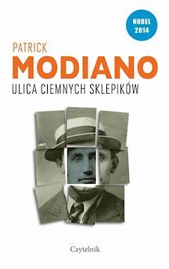 Ulica Ciemnych Sklepików - Patrick Modiano - ebook