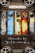 Chroniken der Weltensucher - Die komplette Reihe - Thomas Thiemeyer - E-Book
