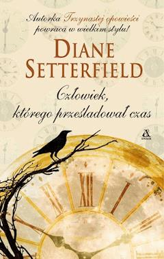 Człowiek, którego prześladował czas - Diane Setterfield - ebook