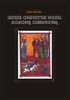 Gdzie Chrystus nosił koronę cierniową  - Zofia Kaliska - ebook
